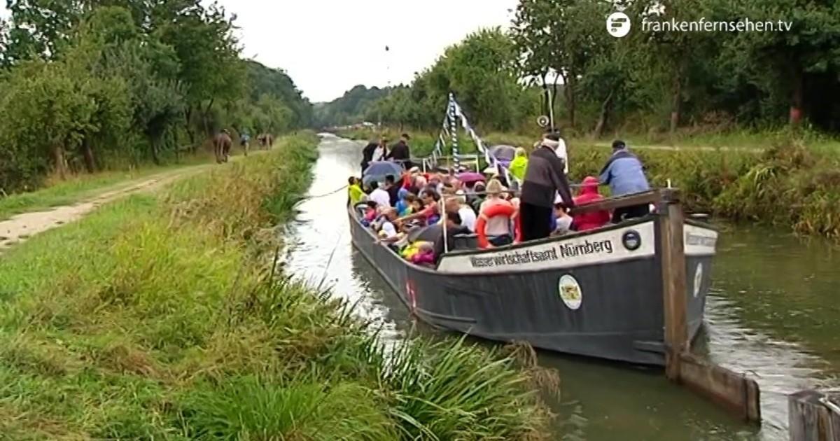 Tretbootfahren Nürnberg
