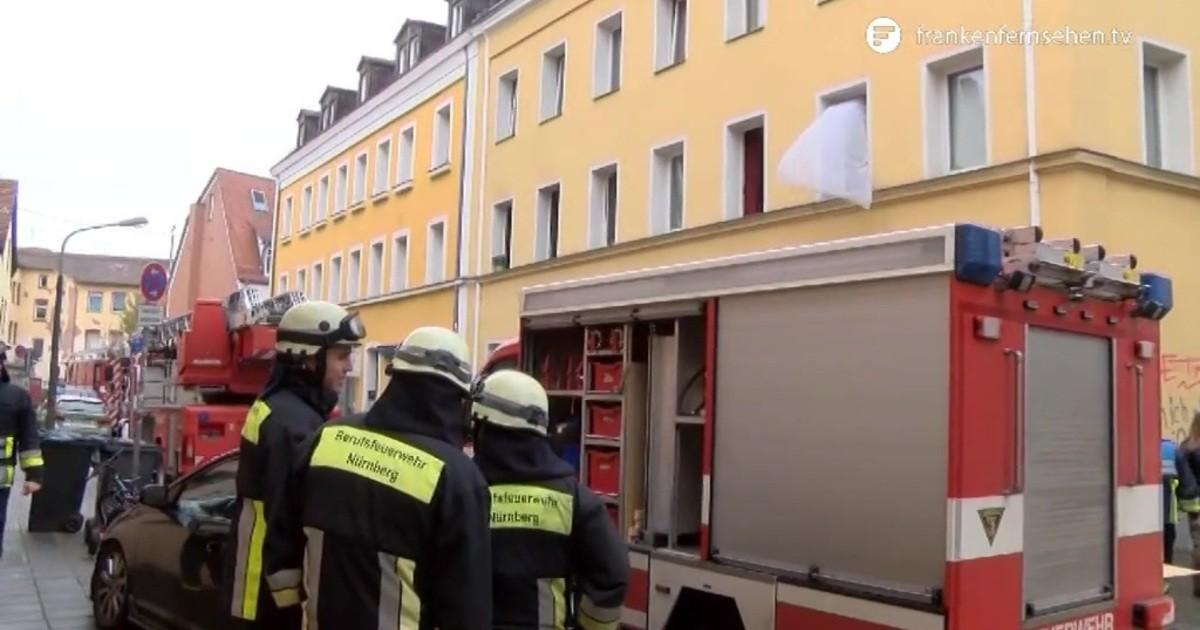 Brand Nürnberg Heute