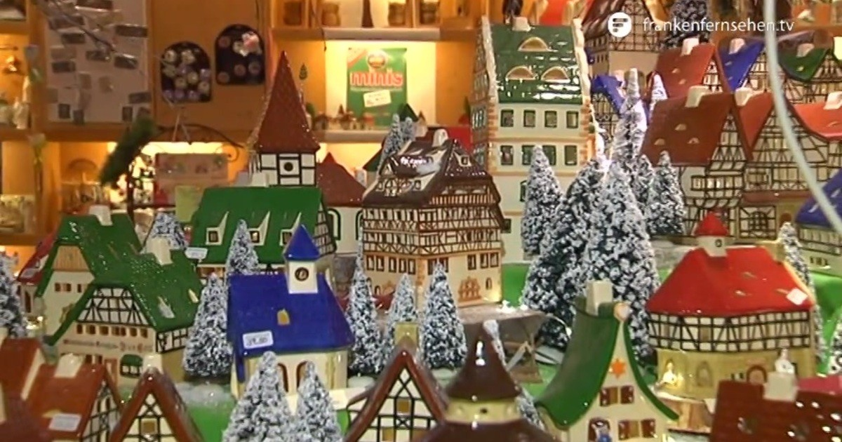 handgemachte miniatur lichth user aus rothenburg ob der. Black Bedroom Furniture Sets. Home Design Ideas
