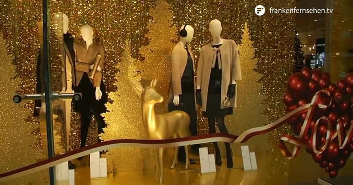 wie weihnachtsdeko unseren geschenke kauf beeinflusst franken fernsehen. Black Bedroom Furniture Sets. Home Design Ideas