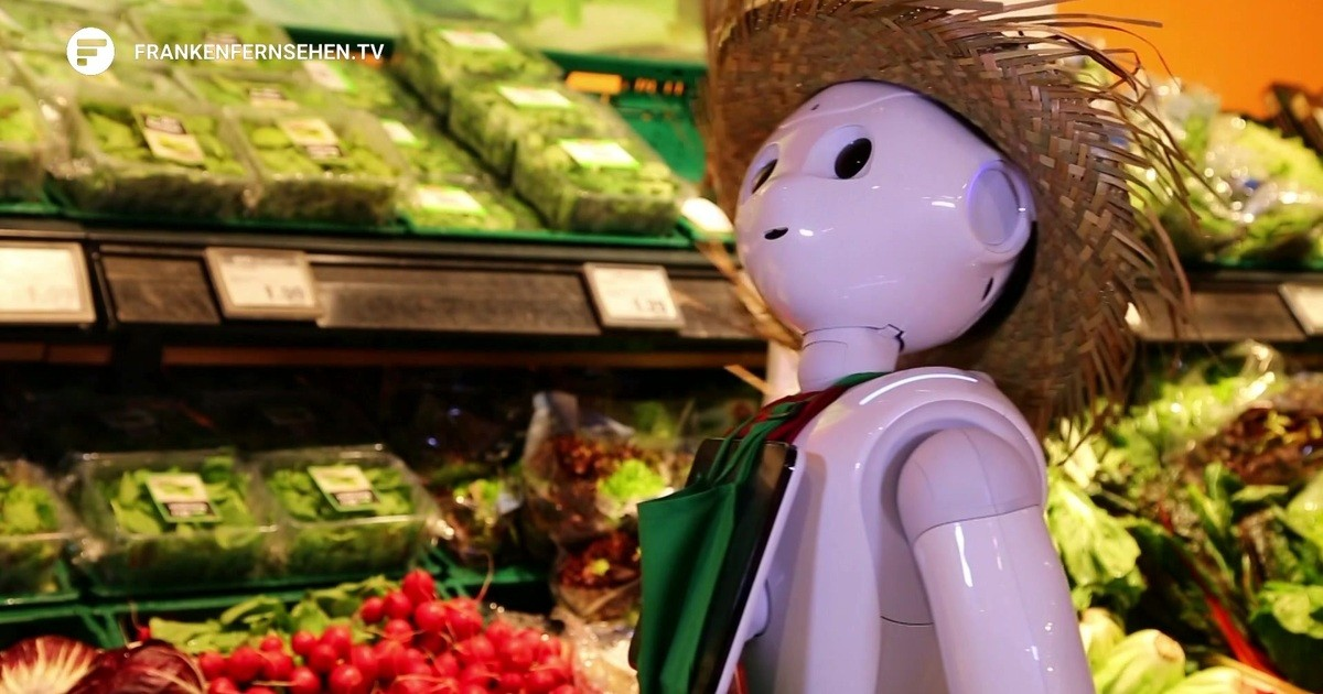 Flirten im supermarkt fürth