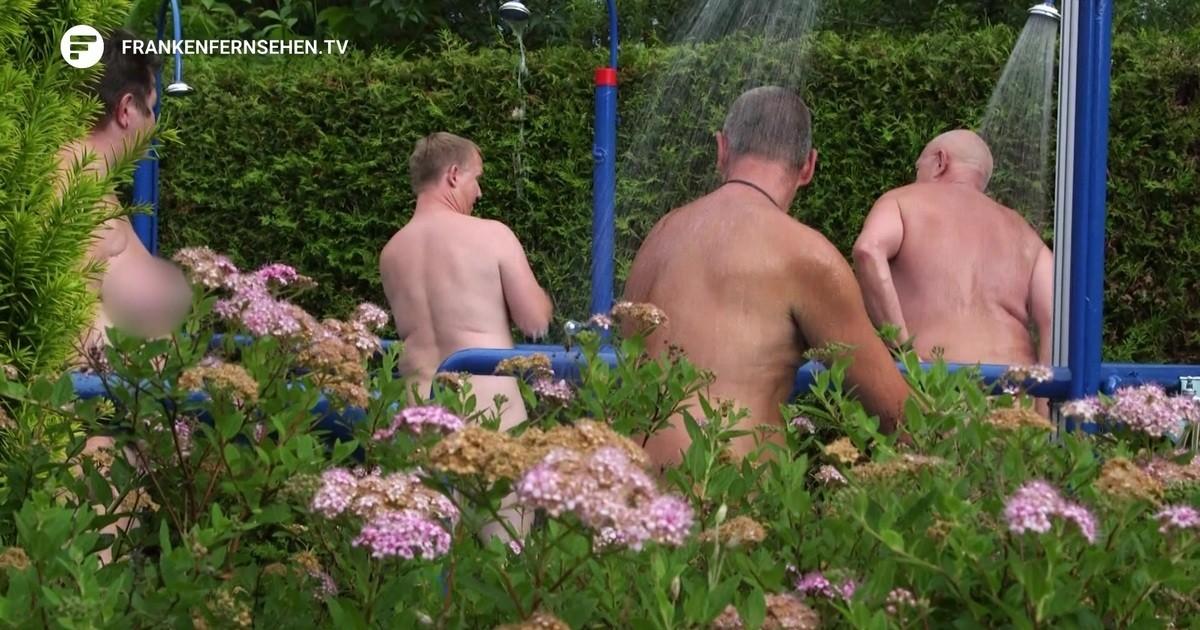 Nackt fkk video Nackte Panik