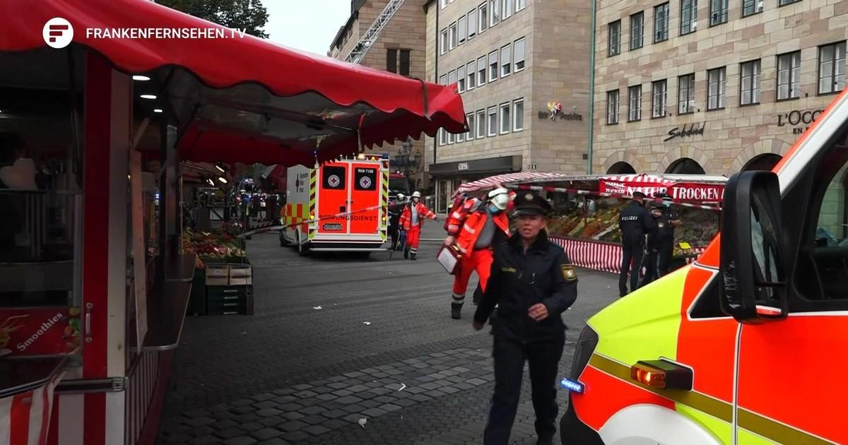 Brand In Fürth Heute