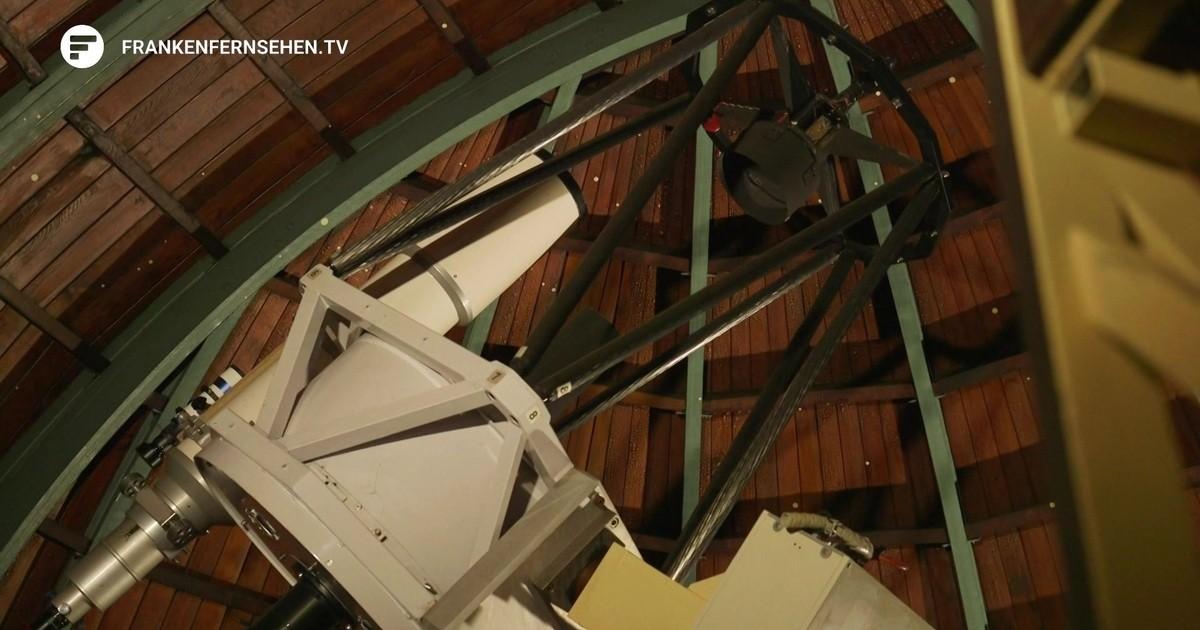 90-Jahre-Regiomontanussternwarte Franken Fernsehen