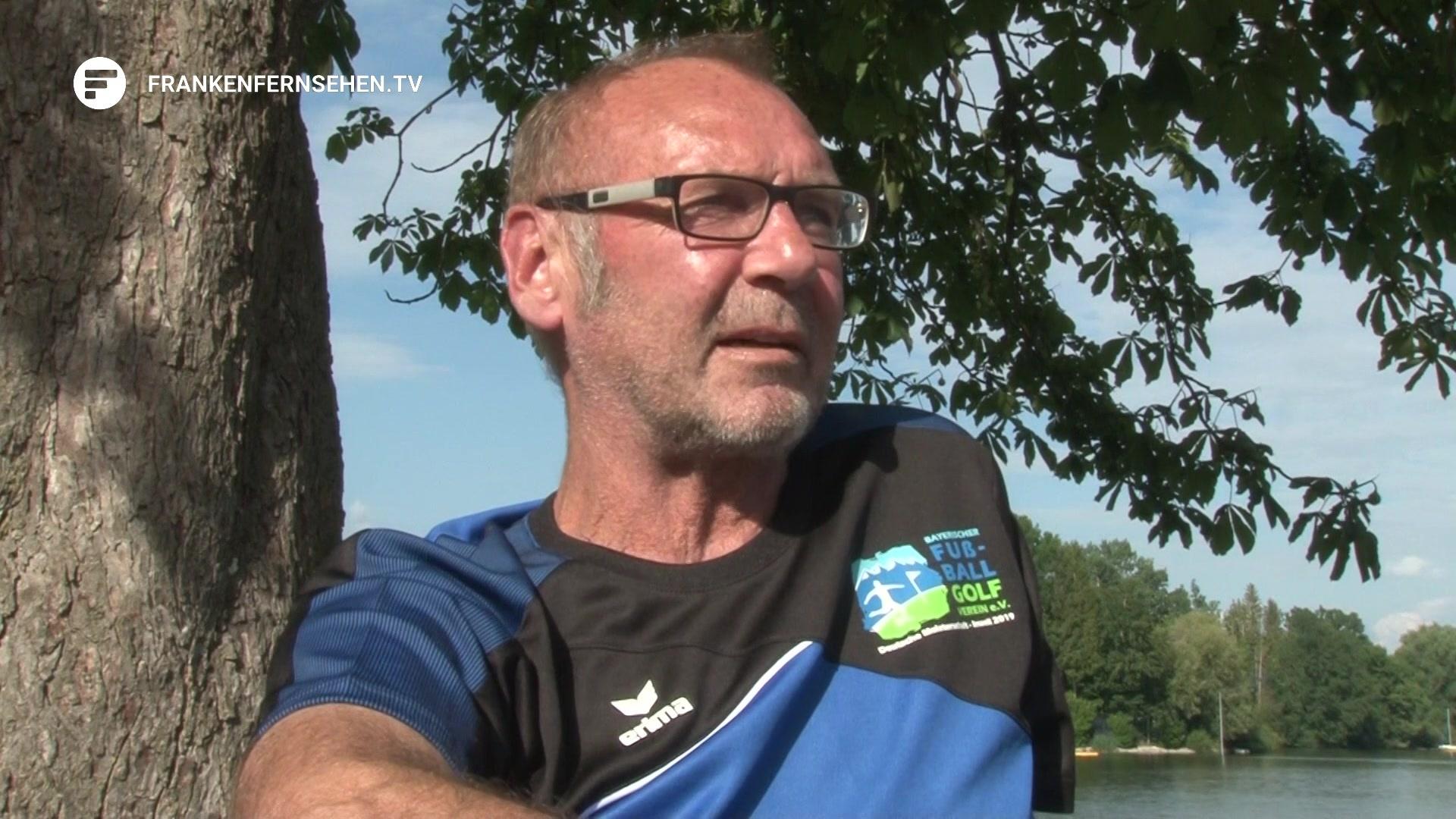 Club Legende Dieter Eckstein Im Portrait Franken Fernsehen
