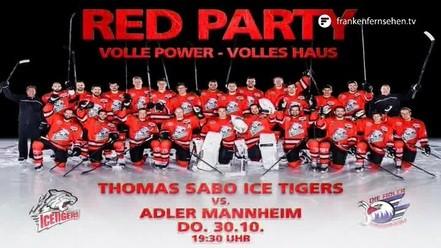 Ice Tigers Magazin: Ice Tigers gegen Düsseldorf und Augsburg