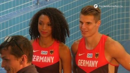 Deutsche Leichtathletik-Meisterschaften kommen wieder nach Franken