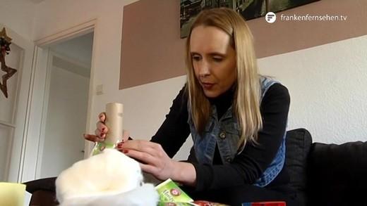 N rnberger rauschgoldengel basteln my blog for Weihnachtsgeschenke ehefrau