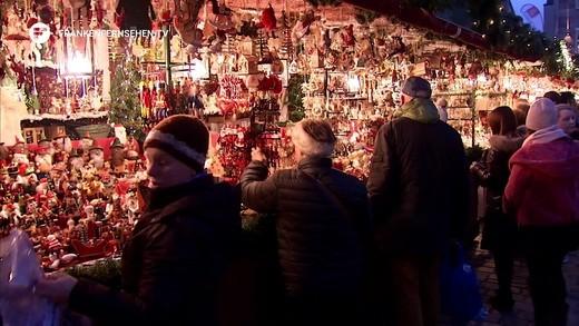 Weihnachtsmarkt Fürth.Grüße Vom Fürther Weihnachtsmarkt Franken Fernsehen