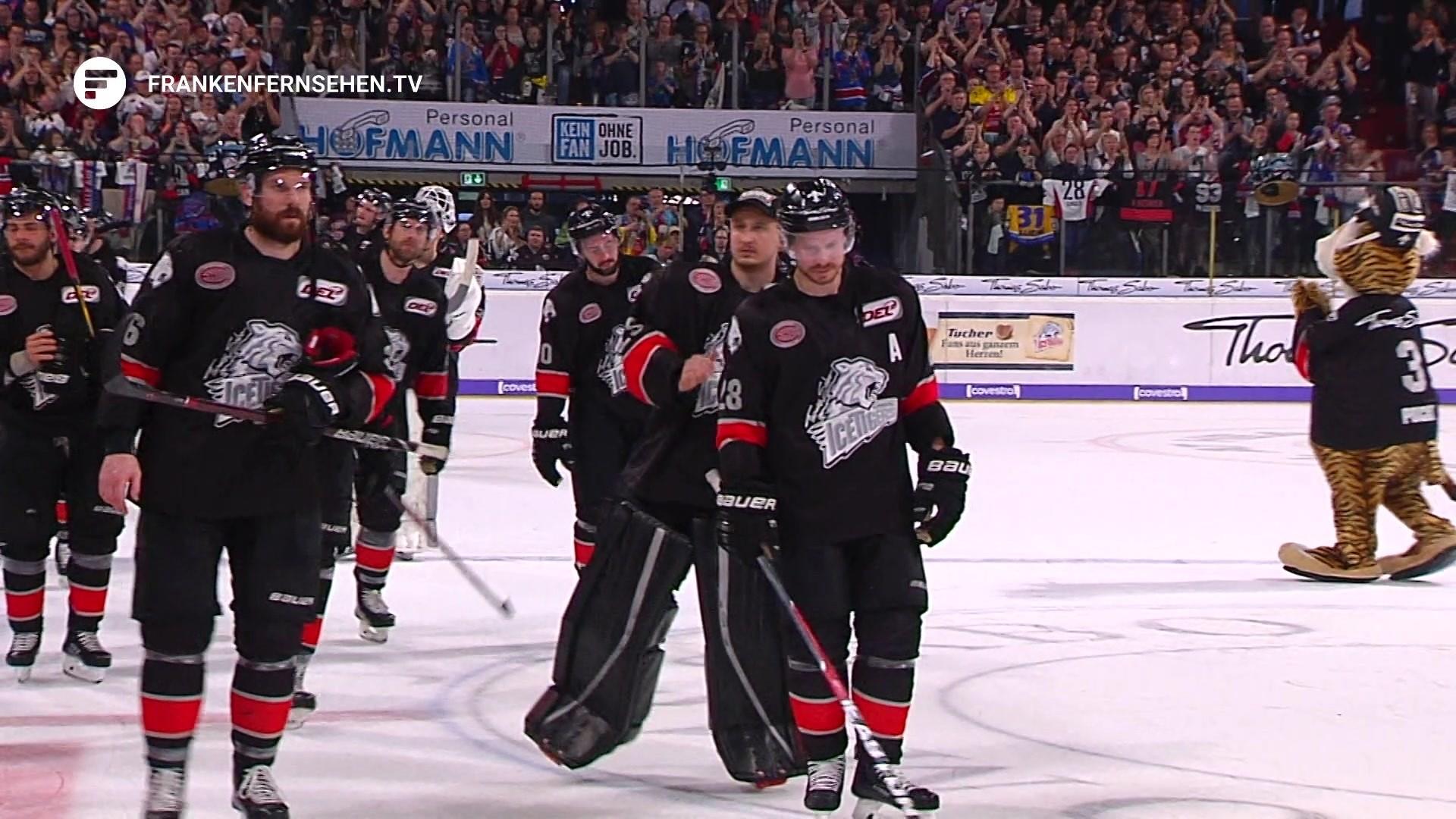 Aus Im Halbfinale Ice Tigers Schaffen Den Sprung Wieder Nicht